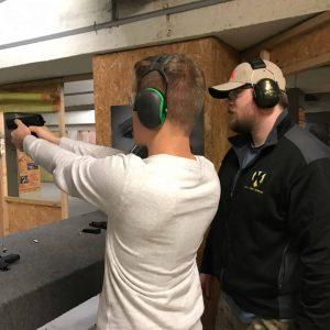 Обращение с огнестрельным оружием и тест по стрельбе