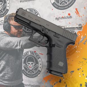 Praktiline püstoli koolitus relvaeksamiks