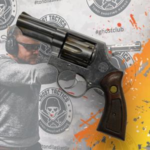 Praktiline revolvri koolitus relvaeksamiks