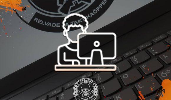 Relvaloa eksami testid e-õppes